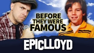 EPIC LLOYD | Before They Were Famous | Epic Rap Battles of History, Lloyd Ahlquist