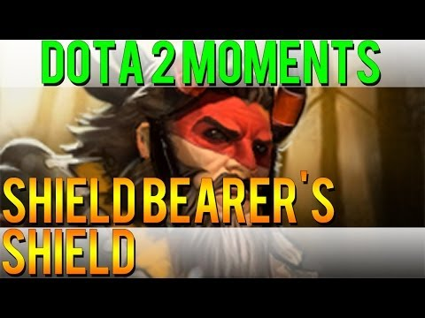 Dota 2 Moments - Shield Bearer's Shield