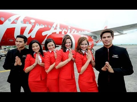 AirAsia India's Inaugural Flight Takes Off