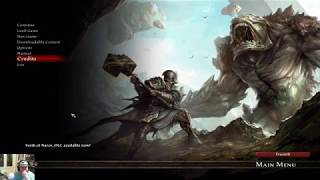 Let's Play Kingdoms of Amalur Reckoning p2 (Twitch Archive)