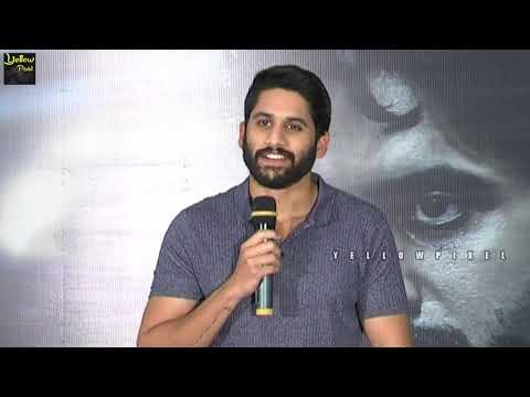 Naga Chaitanya Press Meet