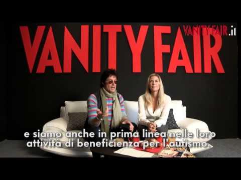 Katherine Kelly Lang & Ronn Moss VanityFair Interview in San Remo