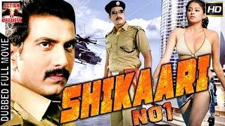 Shikari No 1 l 2017 l South Indian Movie Dubbed Hindi HD Full Movie