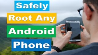 How To Safely Root Any Android Phone, Kisi bhi android phone ko root kese kare