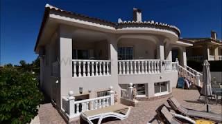 FOR SALE Ref:2930 Incredible 5 bed villa in Benimar II, Rojales, Quesada 399,995€