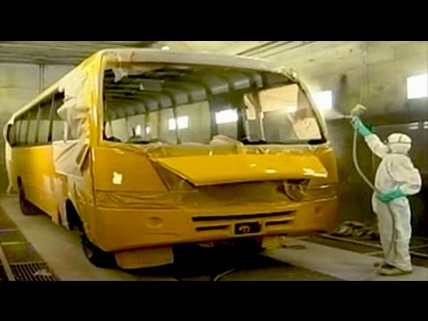 CNB Bazaar Buzz takes you inside Tata Motors' bus factory and bring you the finalists of WCOTY