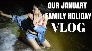JANUARY HOLIDAY 2018 | Vlog