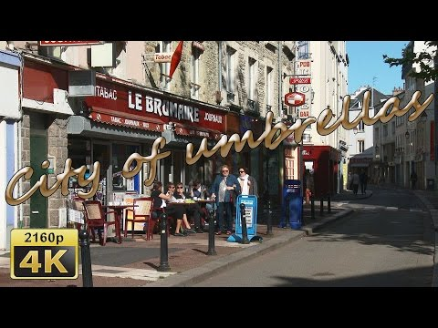 Cherbourg, Normandy - France 4K Travel Channel