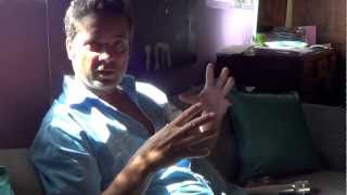 David Sereda Explains Crystal Energy, Chakras & Auras