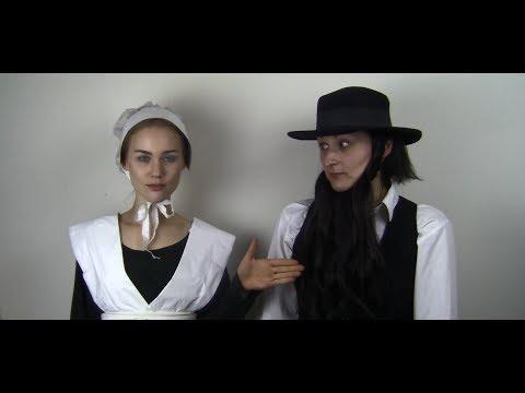 Amish Hand Job & Doggy Style video