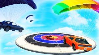 DARTING CARS COUPLE vs. COUPLE! (GTA 5 DLC)