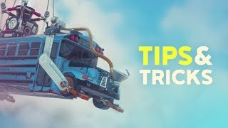 TIPS & TRICKS (Fortnite Battle Royale)