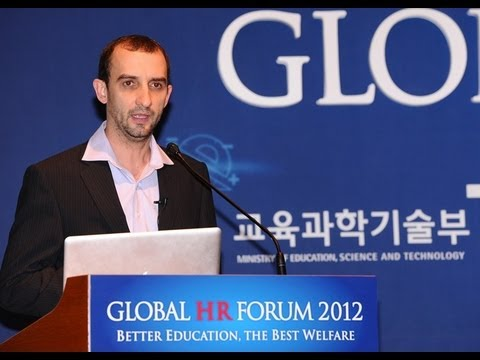 Global HR Forum 2012 | C-4: Summerhill School, where Students are Free to Learn