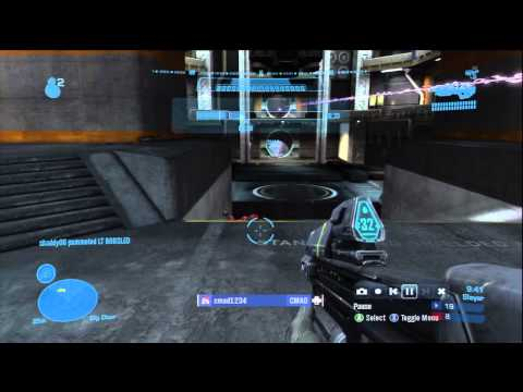 Cmad1234 Submission to Halo Reach BeatSoldierWin