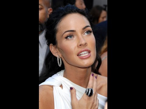 Celebrity Makeup Series - Megan Fox in Transformer Premiere!