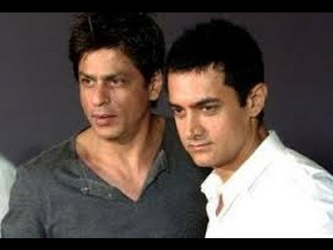 Shahrukh Khan And Aamir Khan Together On Screen video
