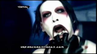 Клип Marilyn Manson - This Is The New Shit