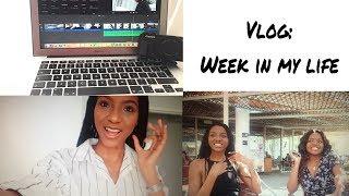 VLOG: WEEK IN MY LIFE   SOUTH AFRICAN YOUTUBER   KEA MOKO