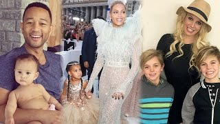 8 Celeb Kids Who Starred In Their Parents