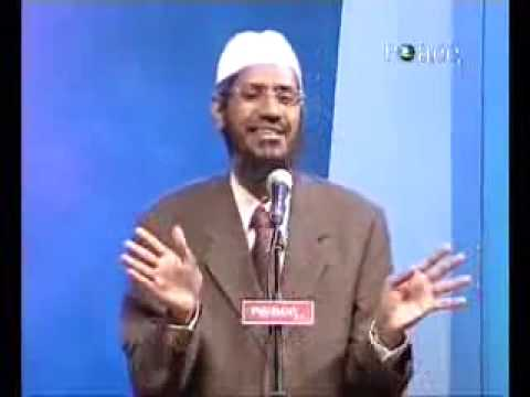 Dr Zakir Naik  Urdu video