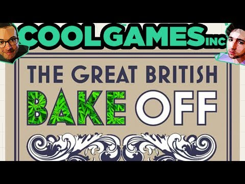 Griffin and Nick's Great British *Bake* Off — CoolGames Inc