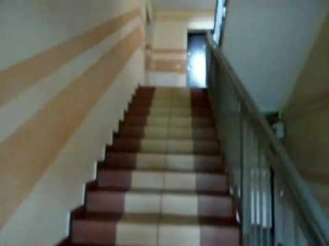 Fototapeta na klatce schodowej