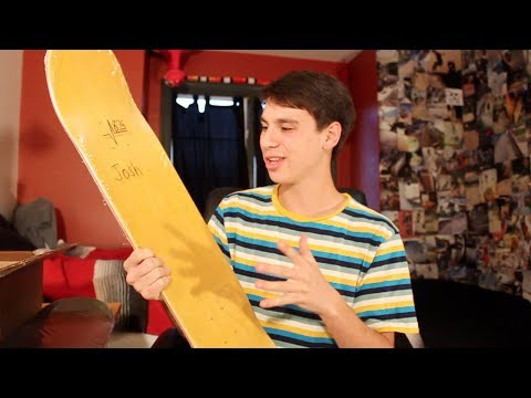 Revive Skateboards Unboxing 4