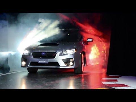 2015 Subaru WRX STI - Detroit 2014 Walkaround