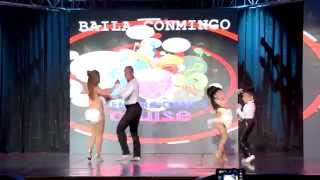 Baila Conmigo at Aventura Dance Cruise 2014