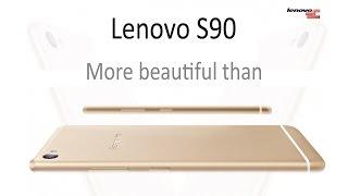 Original Lenovo Sisley S90-U Qualcomm Quad Core Cell Phones 16GB Support 4G LTE