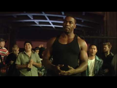 Michael Jai White-Fight scene 2