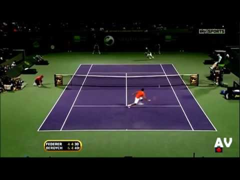 Roger Federer - High level (HD)