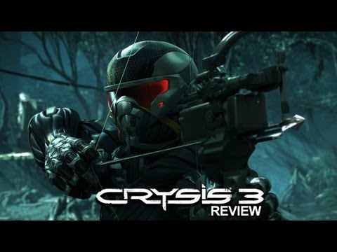 IGN Reviews Crysis 3 Video Review