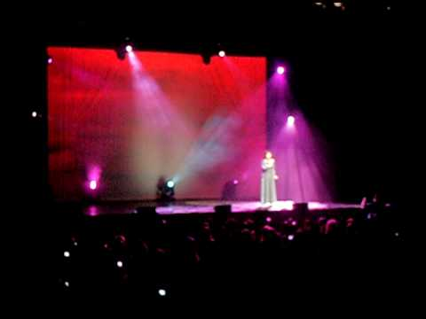 Susan Boyle, Full Performance - BGT Tour 2009 - Birmingham NIA - 12 June
