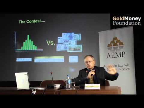 Chris Martenson's presentation at the Gold & Silver Meeting in Madrid