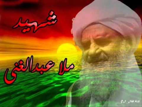 Pashto Tarana(2012) Shaheed Allama Abdu Ghani video