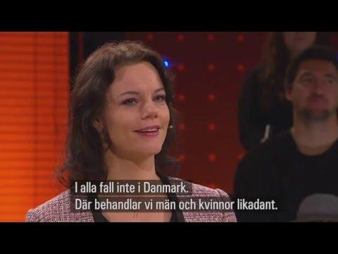 Danmark Förödmjukar Svensk Feminism Rejält i Debatt 2015-12-17