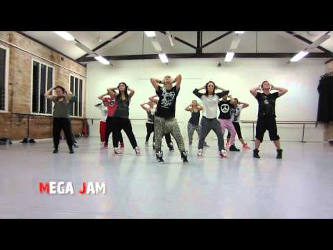 Live It Up Jennifer Lopez ft. Pitbull choreography by Jasmine...
