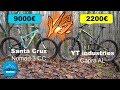 [VTT Enduro] YT Capra Al ⚡️ Santa Cruz Nomad CC ! Plus chère = plus rapide ? [enDHuro Battle] thumbnail