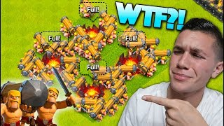 WHAT IS THIS DOING IN CLASH OF CLANS? NEW BATTLE RAM TROOP + HAPPY BDAY COC!