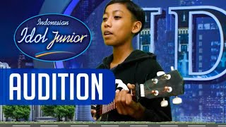 Download Lagu Titanium Tiket Terakhir Dari Rossa - AUDITION 2 - Indonesian Idol Junior 2018 (PARODY) Gratis STAFABAND