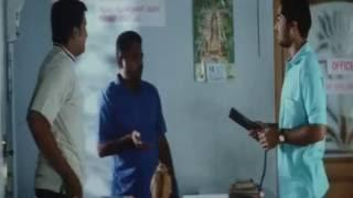 Simbu Santhanam  Hostel Comedy Manmadan