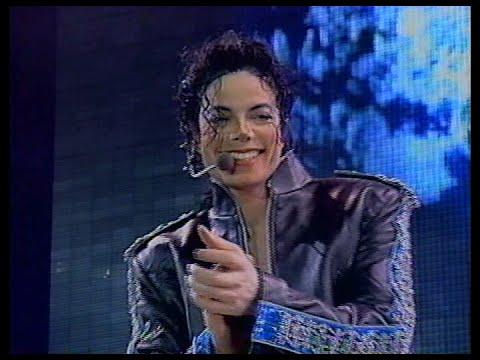 Michael Jackson - Heal The World - Live Hwt Seoul Korea 1996 - Remastered - Hd video