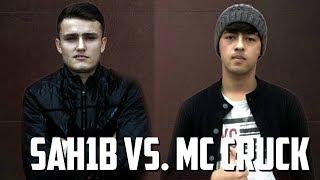 Полуфинал Sah1B vs. MC Cruck, Лига Баттлеров Сугд (RAP.TJ in Sugd)