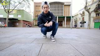 Knee Footwork Variations | BBOY TUTORIALS | JustRoc