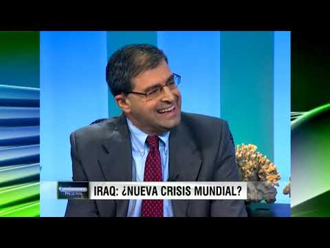 Iraq: Nueva Crisis Mundial? Oppenheimer Presenta # 1424