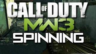MW3 Spinning and Winning! (MW3 Herp Derp Spinny Montage)
