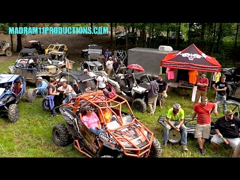 RZR RACING AT WINDROCK OFFROAD PARK