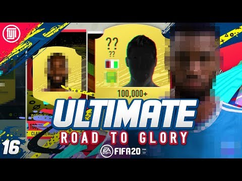 THE BIGGEST SIGNING!!! ULTIMATE RTG #16 - FIFA 20 Ultimate Team Road to Glory