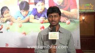 Arrol Corelli At Pasanga 2 Movie Press Meet